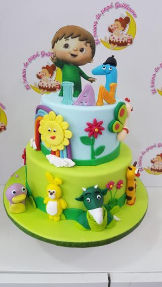 Tartas Infantiles Tartas De Cumpleaños Tarta Para Niños